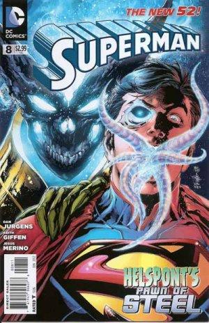 Superman # 8 Issues V3 (2011 - 2016)