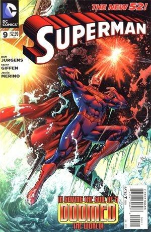 Superman # 9 Issues V3 (2011 - 2016)