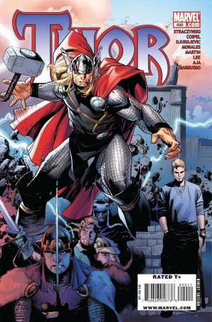 Thor # 600 Issues V1 - Suite (2009 à 2011)