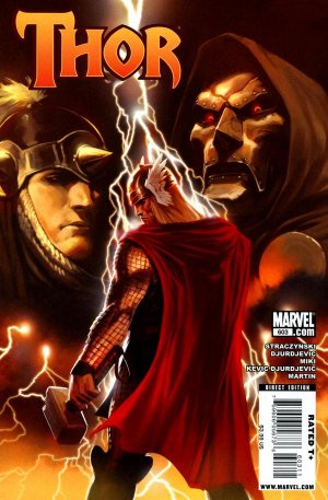 Thor # 603 Issues V1 - Suite (2009 à 2011)
