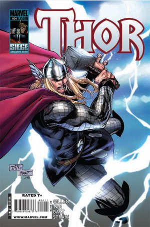 Thor # 604 Issues V1 - Suite (2009 à 2011)