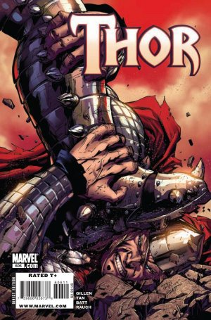 Thor # 606 Issues V1 - Suite (2009 à 2011)