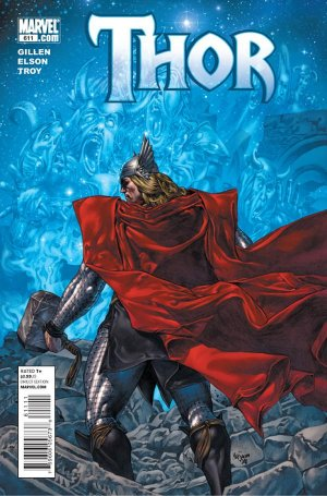Thor # 611 Issues V1 - Suite (2009 à 2011)