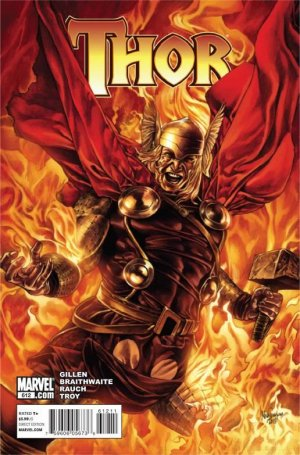 Thor # 612 Issues V1 - Suite (2009 à 2011)