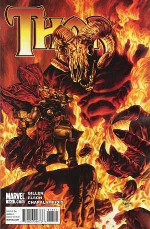 Thor # 613 Issues V1 - Suite (2009 à 2011)