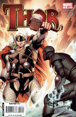 Thor # 3 Issues V3 (2007 à 2009)