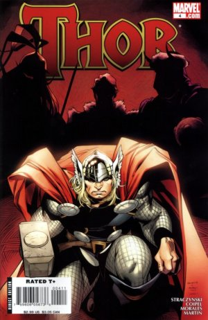 Thor 4 - 4 - cover #1