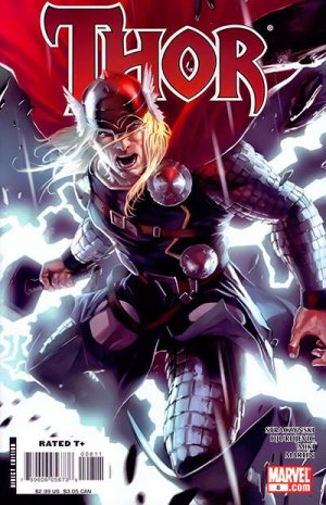 Thor 8 - 8 - cover #1