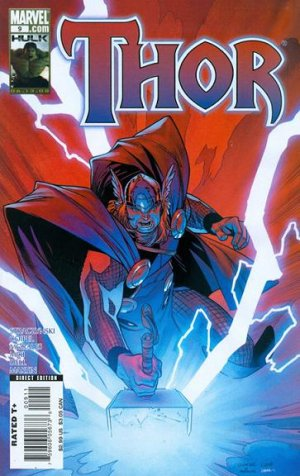 Thor # 9 Issues V3 (2007 à 2009)