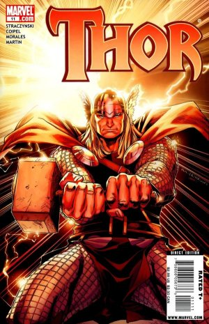 Thor # 11 Issues V3 (2007 à 2009)