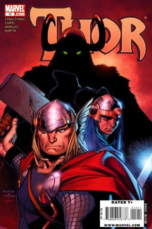 Thor # 12 Issues V3 (2007 à 2009)