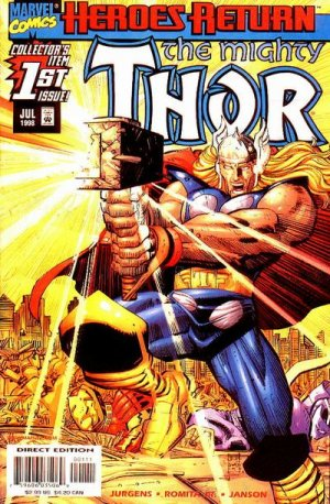 Thor # 1 Issues V2 (1998 à 2004)