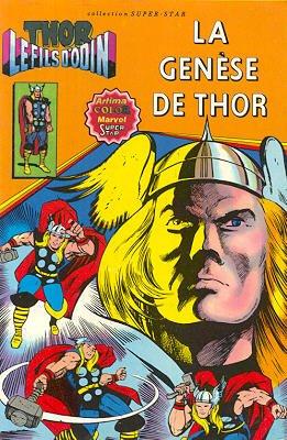 Thor Le Fils d'Odin édition Kiosque (1979 - 1984)
