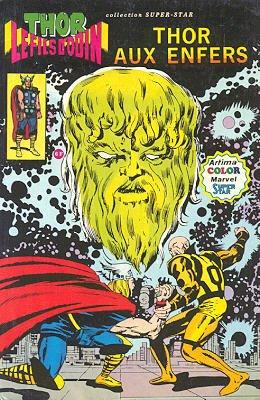 Thor # 4 Kiosque (1979 - 1984)
