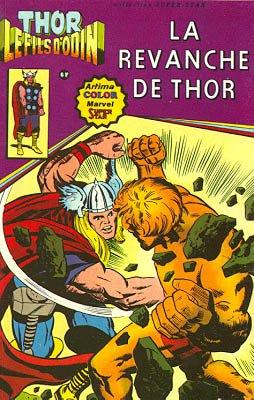 Thor # 5 Kiosque (1979 - 1984)