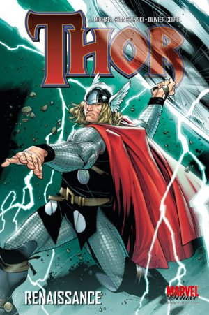 Thor # 1 TPB Hardcover - Marvel Deluxe - Issues V3
