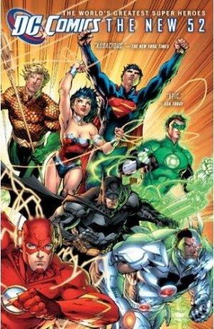 DC Comics - The new 52 édition Deluxe