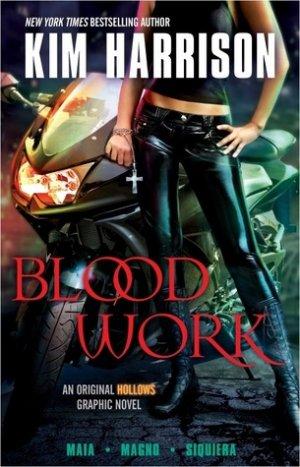 Blood Work édition Simple