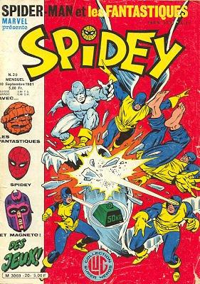 Uncanny X-Men # 20 Kiosque (1979 - 1988)