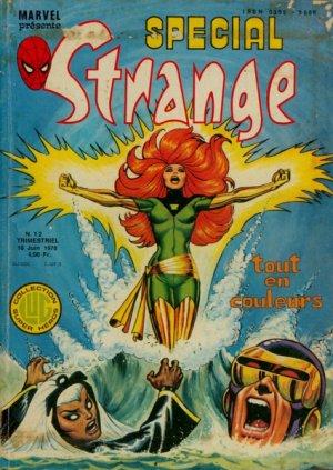 Spécial Strange 12