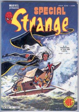 Uncanny X-Men # 21 Kiosque (1975 - 1988)
