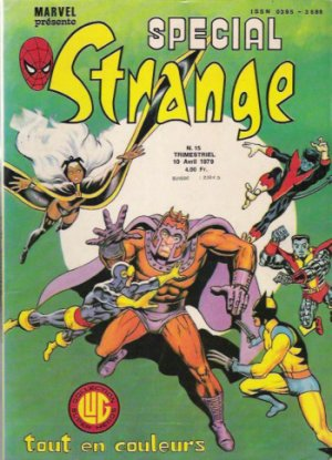 Marvel Two-In-One # 15 Kiosque (1975 - 1988)