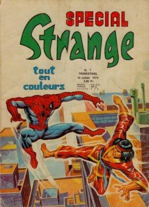 Spécial Strange édition Kiosque (1975 - 1988)