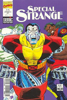 Spécial Strange 94
