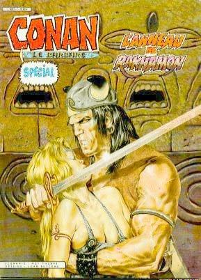 Conan Le Barbare Special édition simple