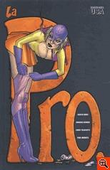 La Pro. édition TPB softcover (souple)