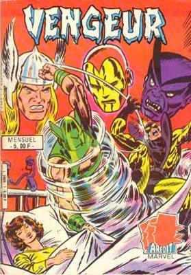 Vengeur édition Kiosque V2 (1985 - 1988)
