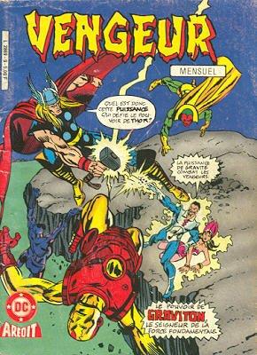 Marvel Super-Heroes # 9 Kiosque V2 (1985 - 1988)