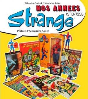 Nos années Strange édition Simple
