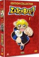 Zatch Bell édition COLLECTOR  -  VO/VF