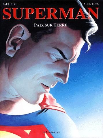 Superman - Paix sur Terre édition simple