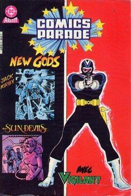 Comics Parade édition simple