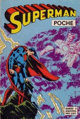 Superman Poche # 8