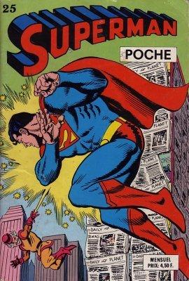 Superman Poche # 25