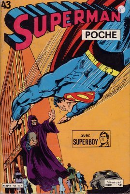 Superman Poche 43