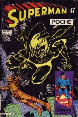 Superman Poche 47