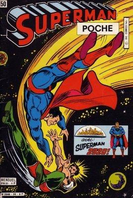 Superman Poche 50