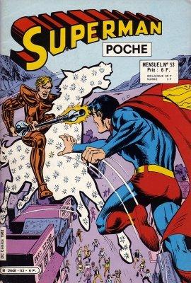 Superman Poche 53