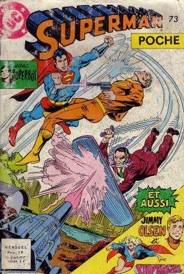Superman Poche 73
