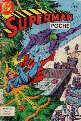 Superman Poche 64