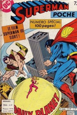 Superman Poche 72