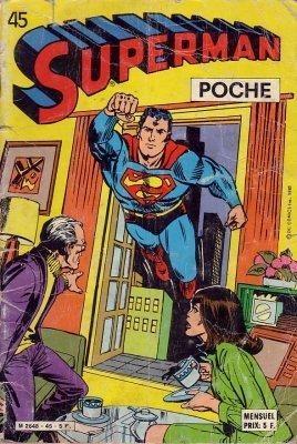 Superman Poche 45