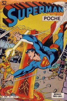 Superman Poche 32