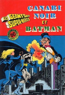 Les Géants des Super-Héros édition simple