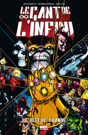 Le Gant de l'Infini édition TPB Softcover - Marvel Gold - Issues V1