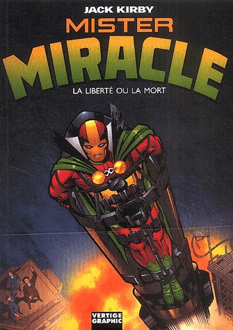 Mister Miracle édition Simple (2003)
